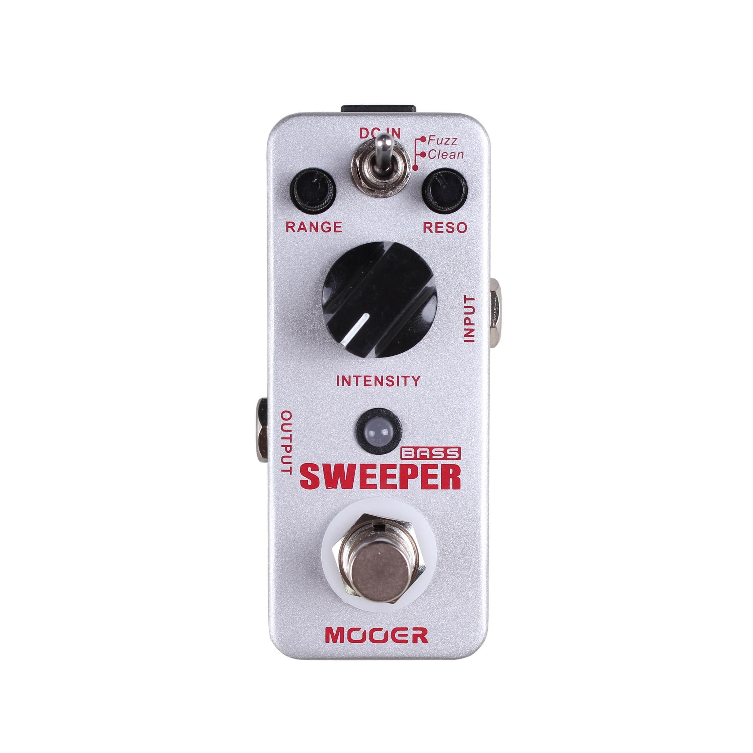 Mooer MFT1 Bass Sweeper Envelope Filter Effect Pedal