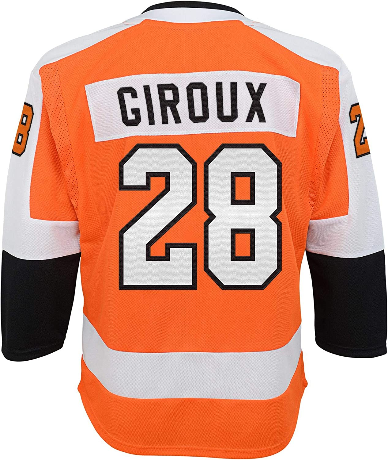 NHL by Outerstuff Youth Philadelphia Flyers Claude Giroux Home Premier Player Jersey