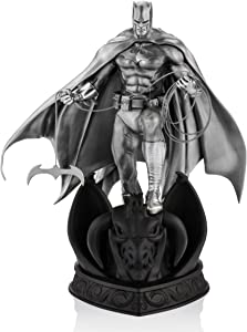 Royal Selangor Hand Finished DC Collection Pewter Limited Edition Batman Statue Figurine Gift