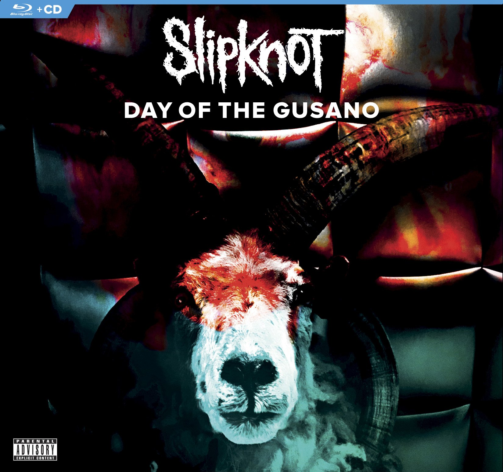CD : Slipknot - Day Of The Gusano (With Blu-Ray, 2 Disc)