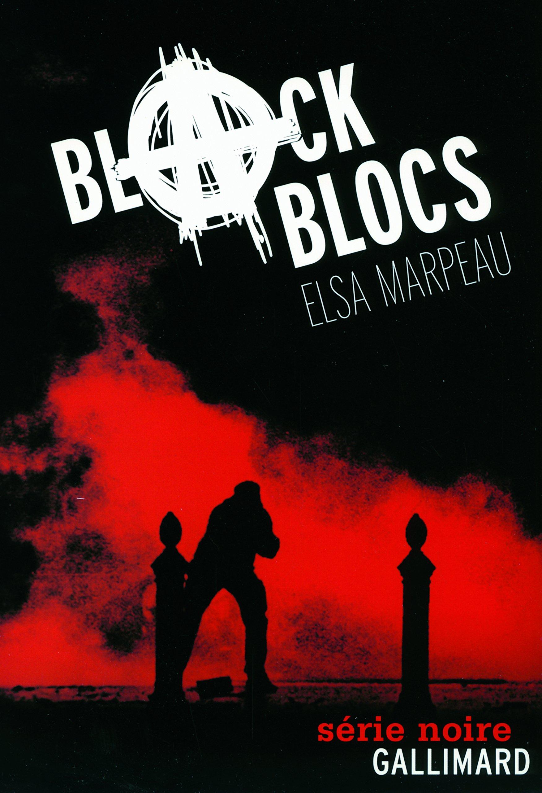 black blocs folio policier t 862