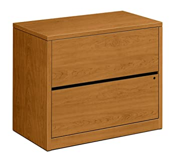 Hon 2 Drawer Lateral File Cabinet, 36 By 20 By 29 1/