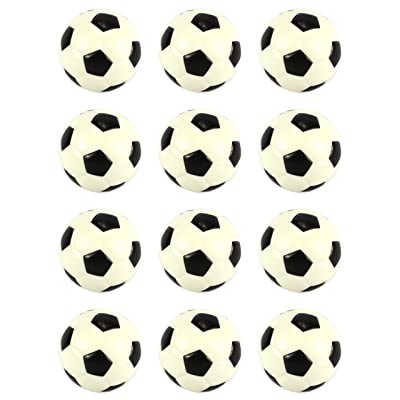 "Set of 12 Squeeze Foam 2.5"" Soccer Balls, Perfect for Stress Relieving, Sports Playsets Add On: Sports & Outdoors"