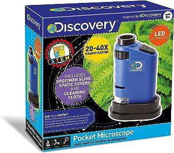 Discovery Pocket Microscope
