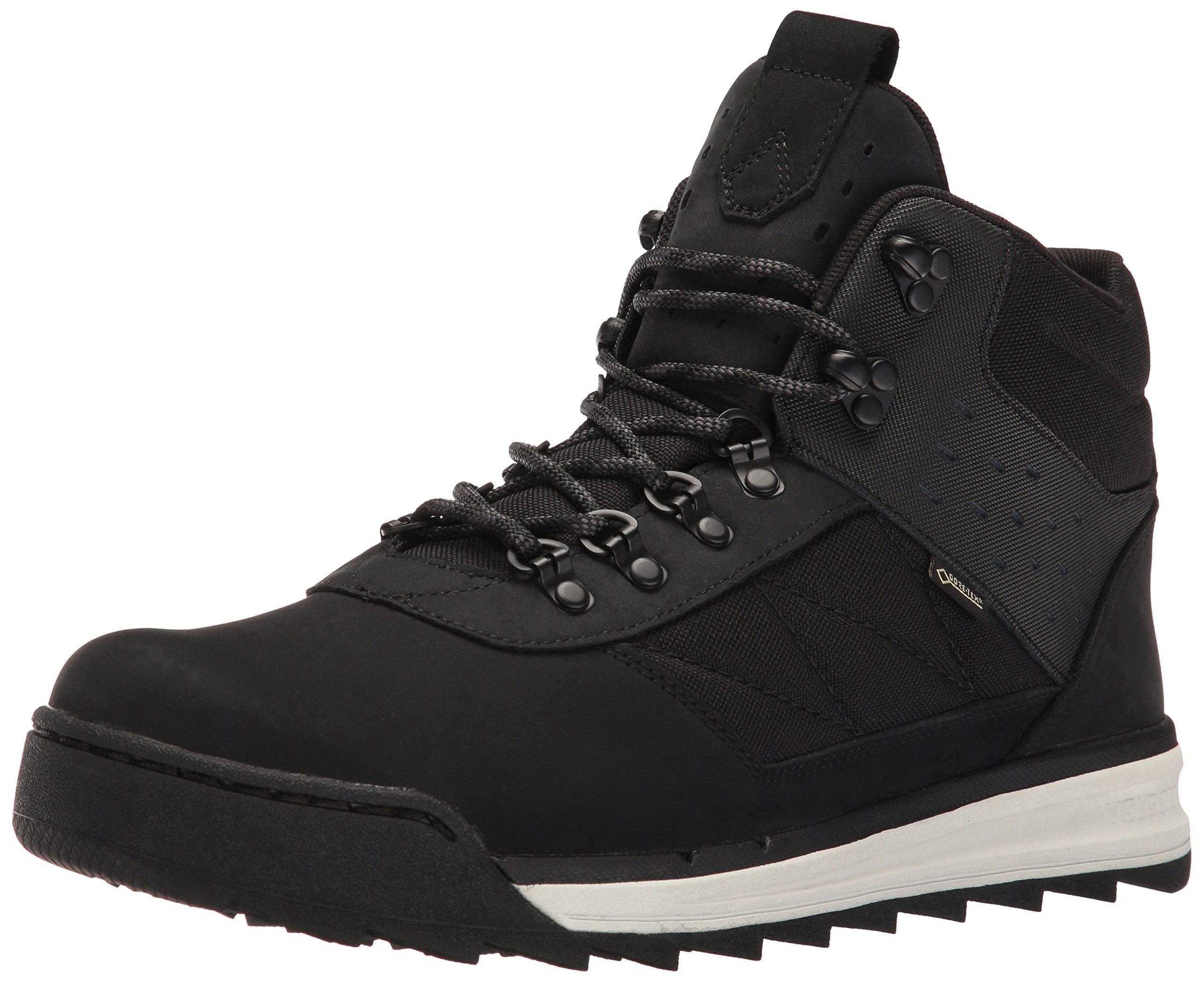 Volcom Men's Shelterlen Gore-Tex Winter Boot, Black Destructo, 11.5 D US