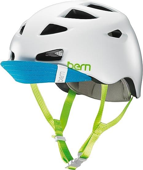 Bern - Casco para Bicicleta Mujer Multideporte - Modelo: Melrose ...