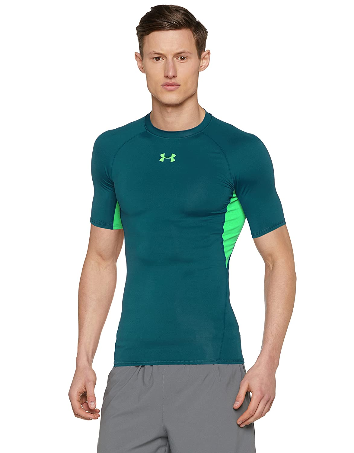 Under Armour Herren Heatgear Fitness - Funktionsshirts 1257468