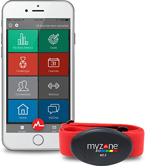 MYZONE MZ-3 Physical Activity Belt