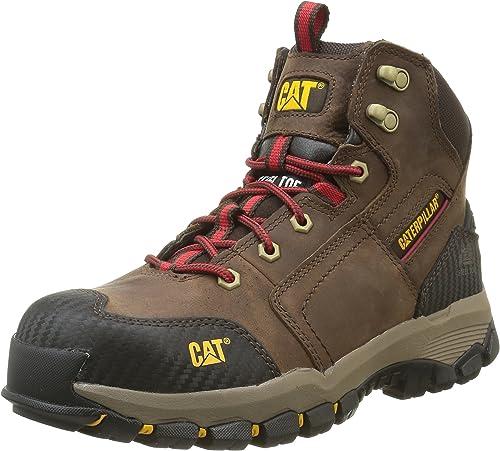 Caterpillar Mens Framework Boot ST S3 WR HRO Sra