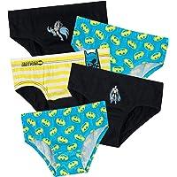 Batman - Pack de 5 sous-vêtements - DC Comics - Garçon