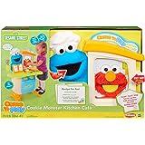 Fisher price elmo 39 s restaurant toys games for Playskool kitchen set