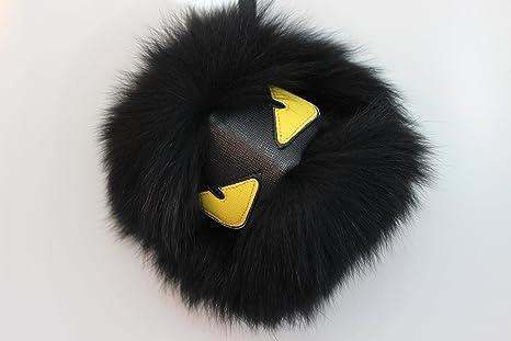Amazon.com: Bolsa Encanto Monster Llavero Pom Pom, Negro ...