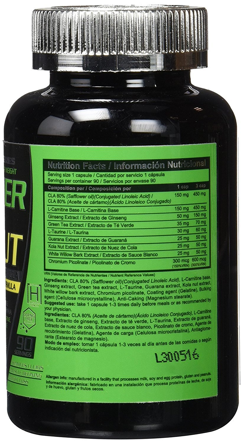 Amazon.com: Beverly Nutrition Exclusive For ABSat40 Burner & H2Out - fat burner and diuretic - convert excess fat into energy - improves the physical ...