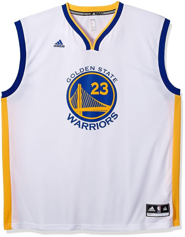 adidas Camiseta de manga corta para hombre, diseño de NBA, hombre, 7818, Home, X-Large: Amazon.es: Deportes y aire libre