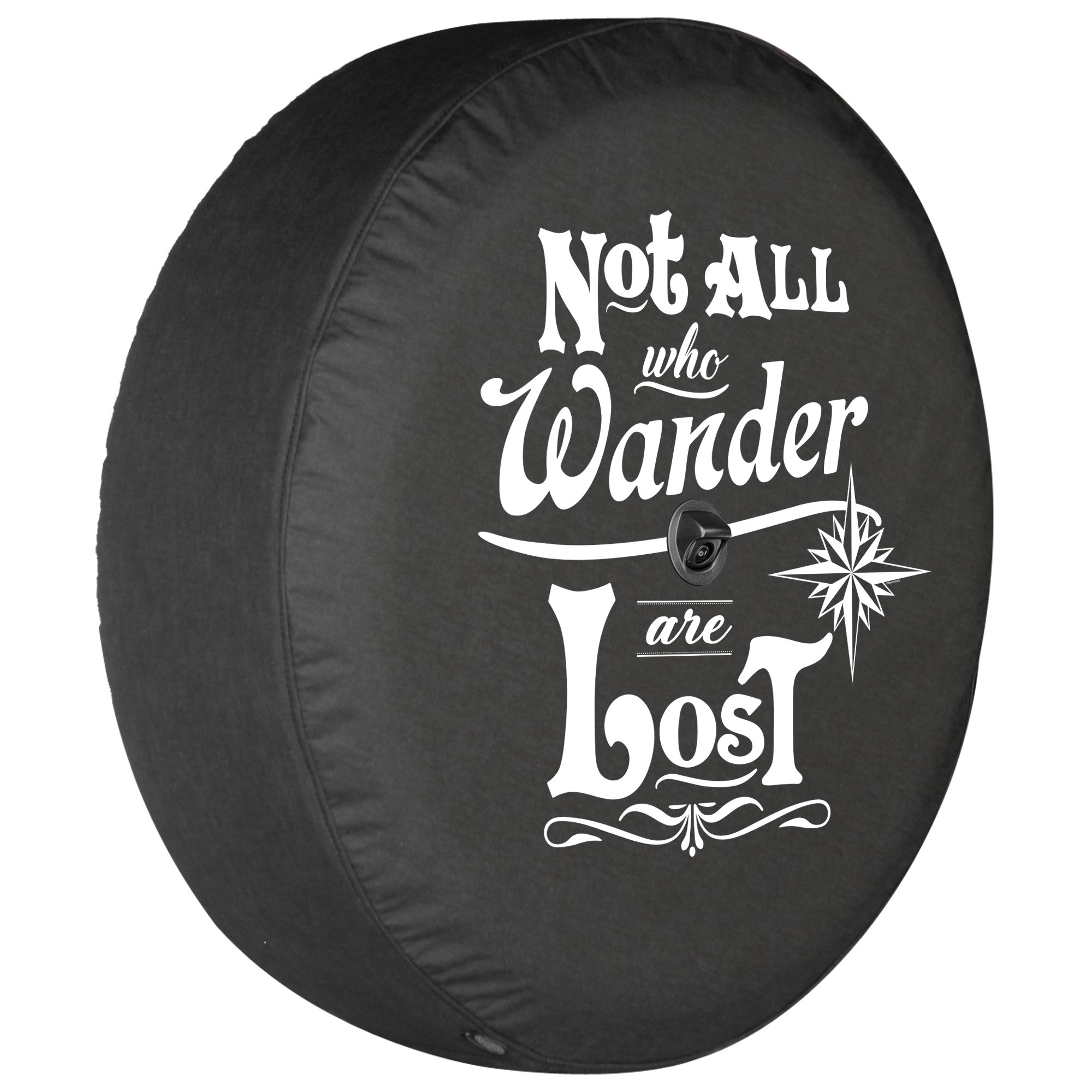 17 Car Styling Spare Wheel Tire Cover 17 Inch Suitable For Compatible Jeep Wrangler Spare Tire Cover Size 31-32.6