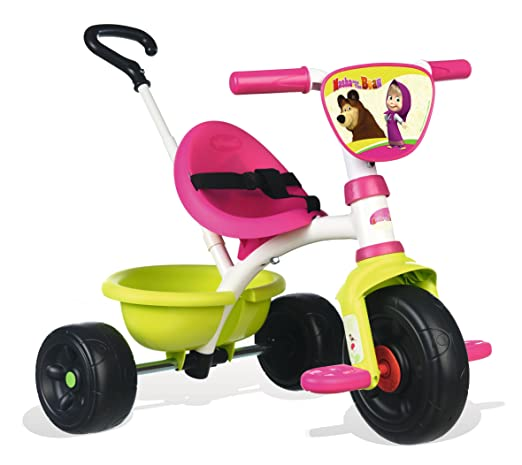 57 opinioni per Smoby 7600740300- Masha Triciclo