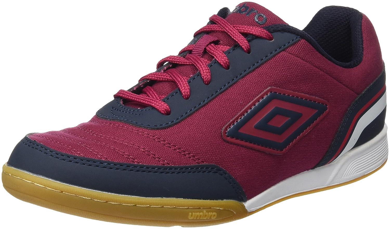 44 EU Umbro Futsal Street V Bota IC Zapatillas Hombre Multicolor Red//Blue//White