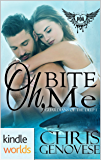 Paranormal Dating Agency: Oh, Bite Me (Kindle Worlds Novella) (Guardians of the Deep Book 1)