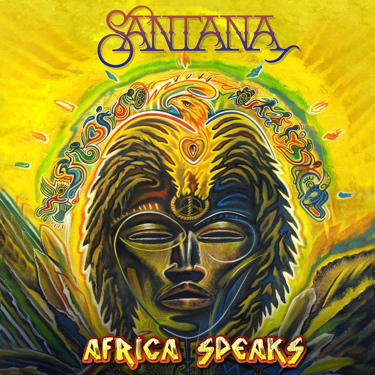 Book Cover: Africa Speaks
