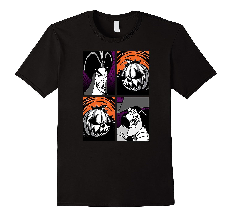 Disney Halloween Villains T Shirt