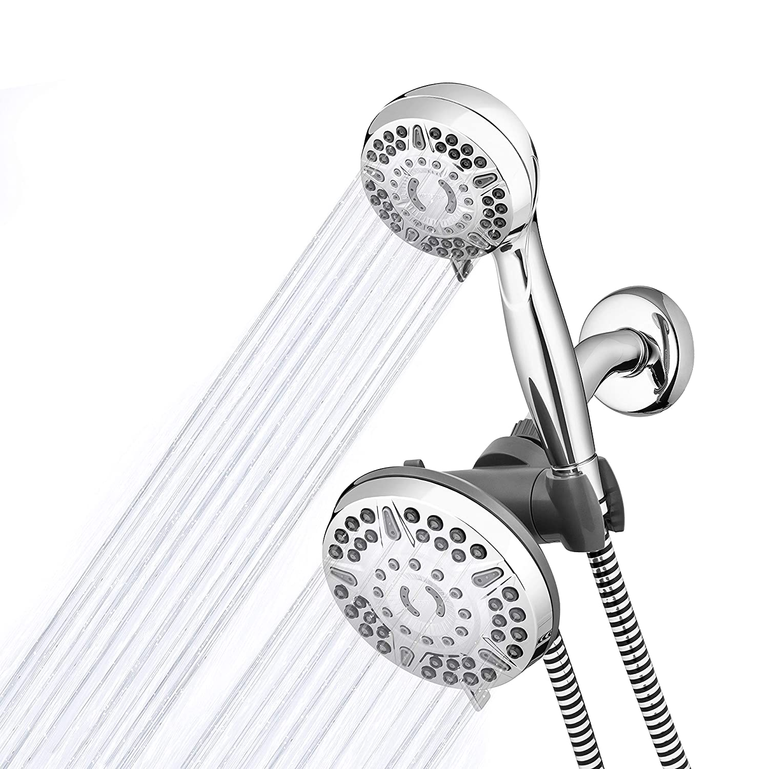 1. WaterPik High-Pressure Shower Head XET-633-643