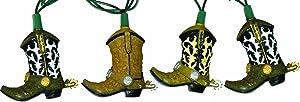 River's Edge 409 Light Set 10-Light - Cowboy Boot