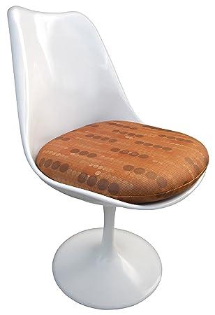Amazon.com: Cojín de repuesto para Saarinen Tulip Side ...