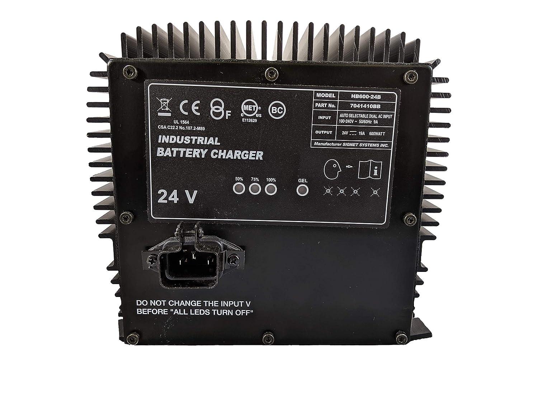 Amazon.com: Nueva 24 V Cargador de batería para Genie ...