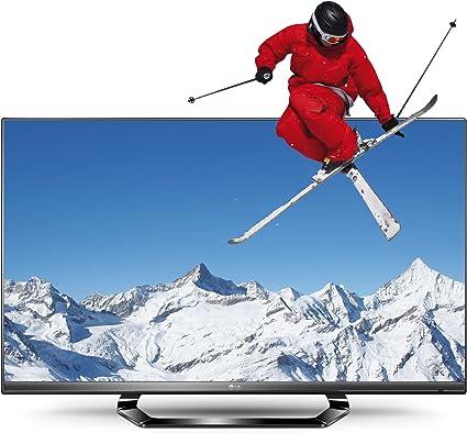 LG 47LM640S - Televisor LCD de 47 pulgadas Full HD (400 MHz) color negro: Amazon.es: Electrónica