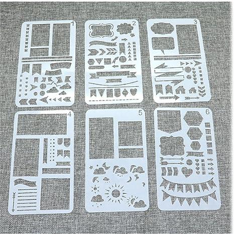 Huele planificador diario diseño de plástico juego de ...