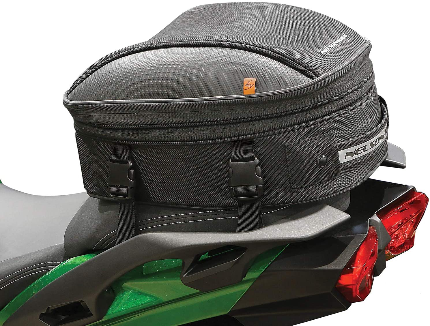 Saddle Bags Nelson-Rigg CL-1060-R Black Commuter Lite Motorcycle ...