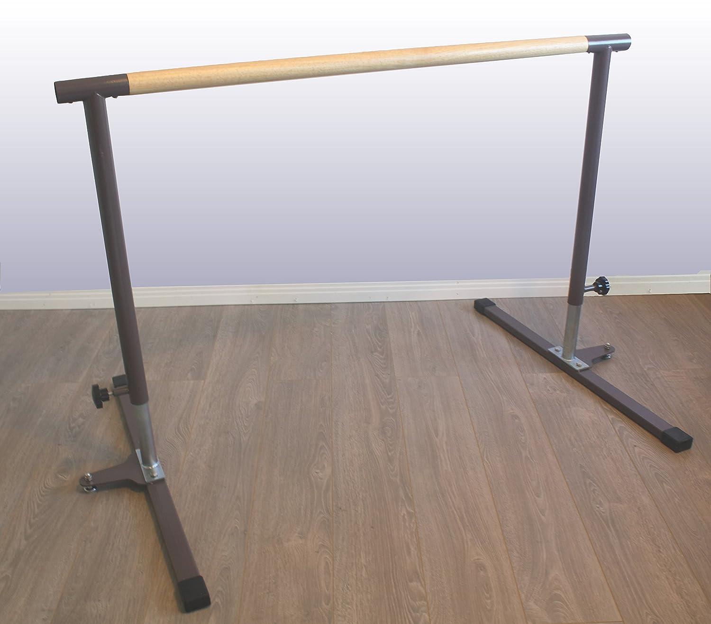 amazon com ballet barre pilates barre 4 ft x 1 5
