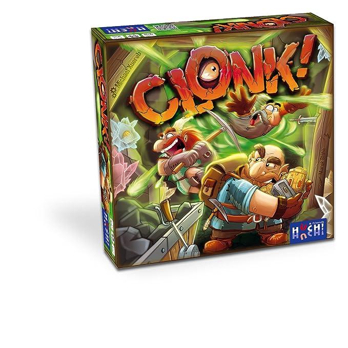 Huch&Friends 879349 – clonk, de Tablero