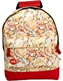 Mi-Pac Shavings Mini Rucksack (Multi-Colour)