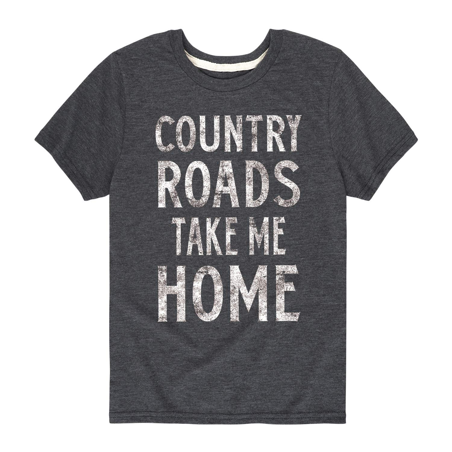 Toddler Short Sleeve Tee Instant Message Country Roads Take Me Home