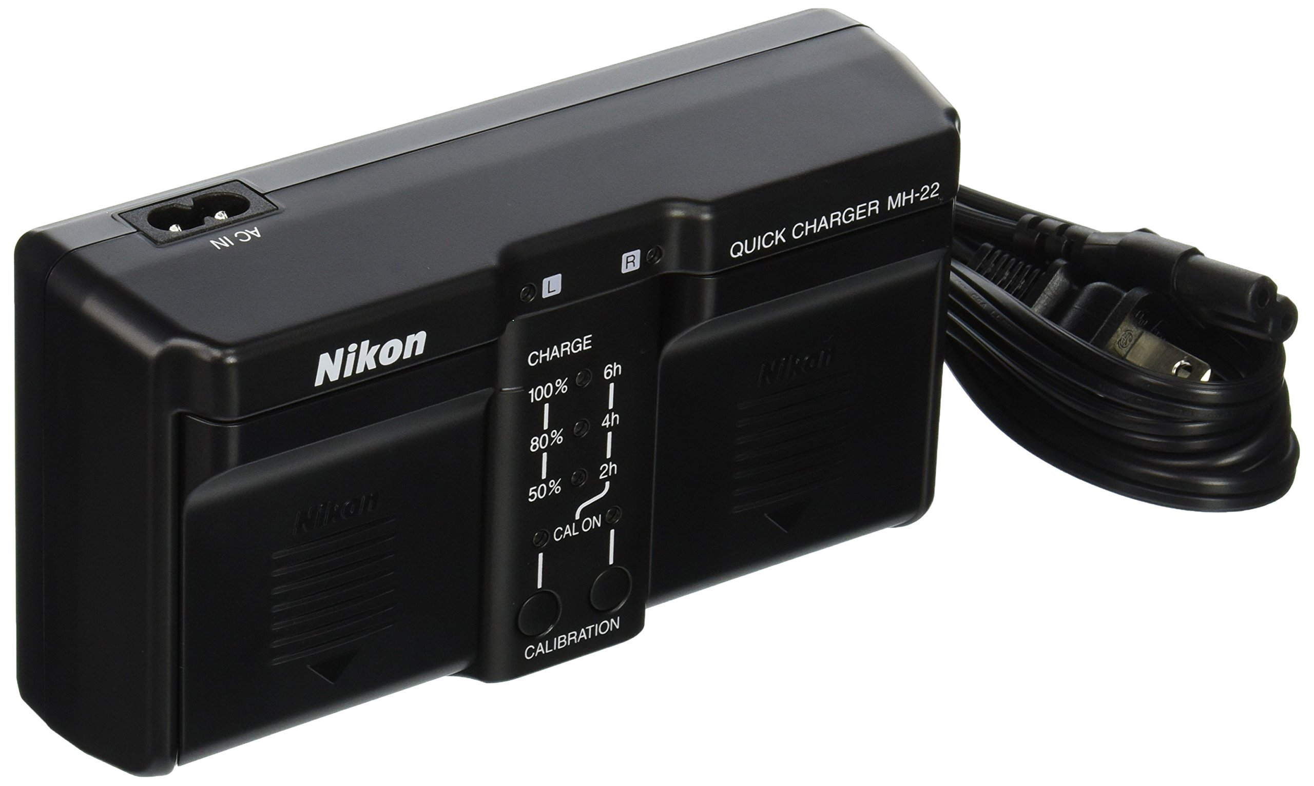 Nikon MH-22 Quick Charger for EN-EL4 and EN-EL4A Batteries by Nikon
