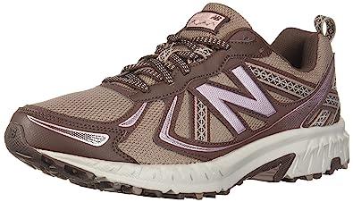 2c2e45a09d449 New Balance Women's 410v5 Cushioning Trail Running Shoe,  Latte/Macchiatto/Himalayan Pink,