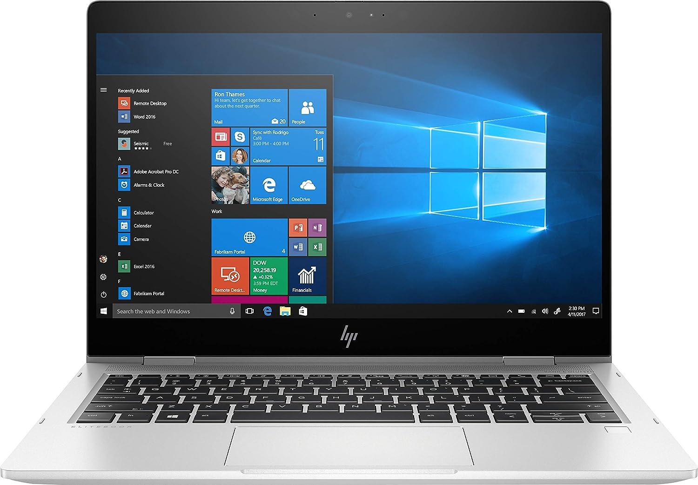 HP EliteBook x360 830 G6 Argent Hybride (2-en-1) 33,8 cm (13.3') 1920 x 1080 pixels Écran tactile Intel® Core™ i5 de 8e génération i5-8265U 8 Go DDR4-SDRAM 512 Go SSD