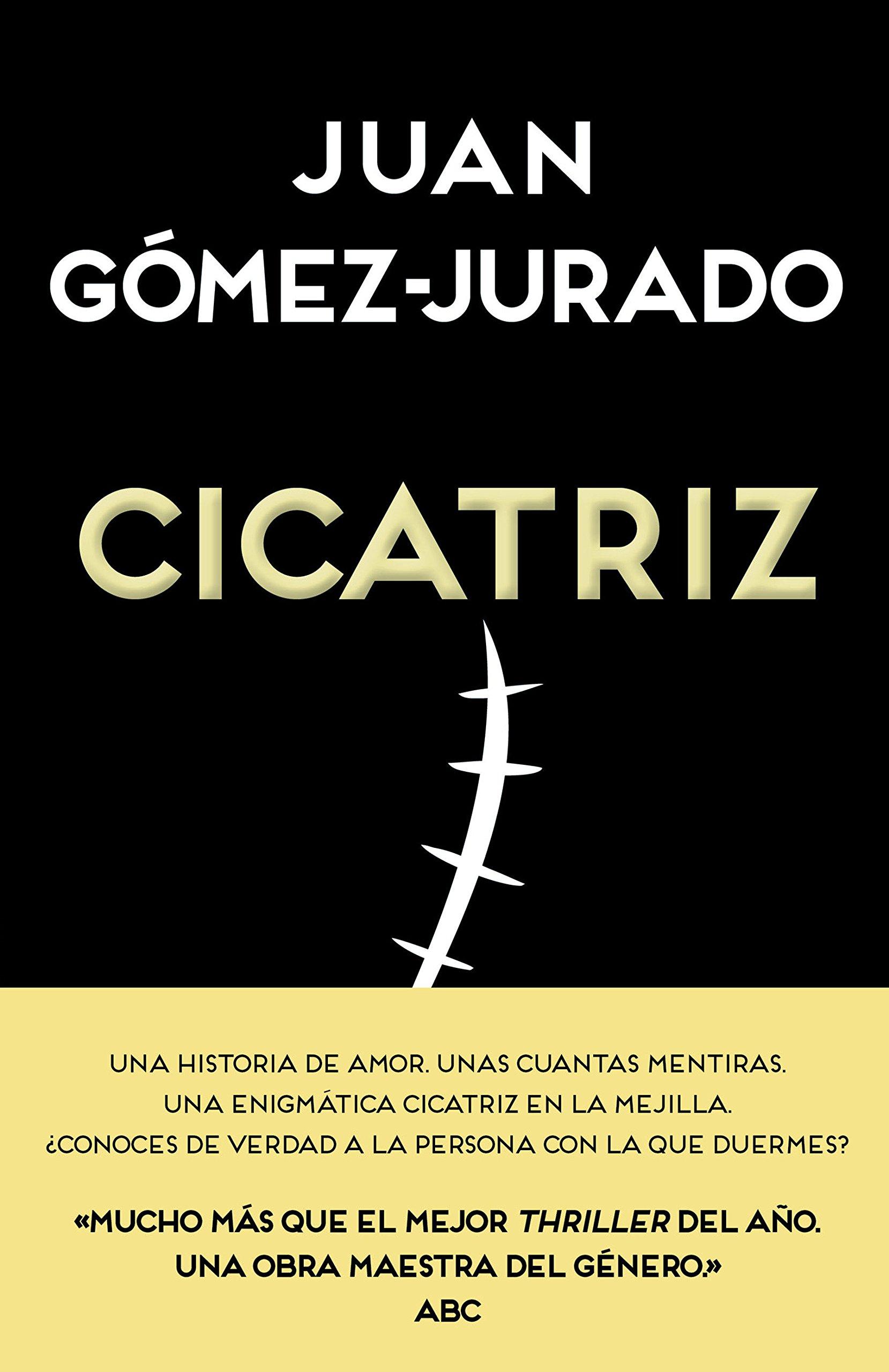 Cicatriz (La Trama): Amazon.es: Juan Gómez-Jurado: Libros