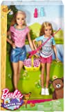 2016 Barbie Camping Fun Barbie and Stacie