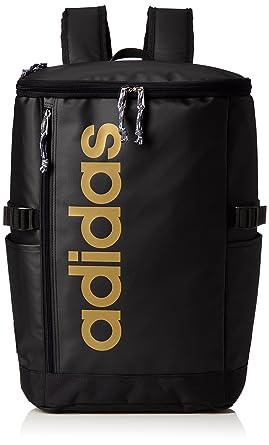 aab2eba9de2d adidas large backpack 55481 13 black ~ gold