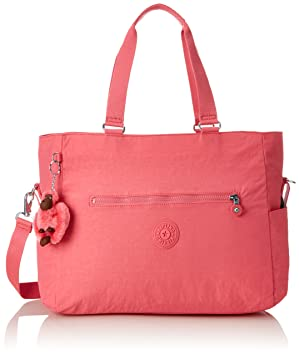 Kipling Adora Baby, Bolso Mochila para Mujer, Rosa (City Pink), 15x24x45 cm (W x H x L): Amazon.es: Equipaje