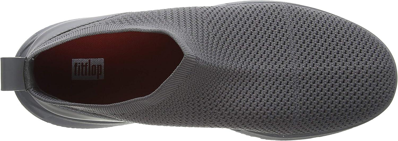 Fitflop Herren Max Flexknit Sneakers Sneaker Grün Ss20 Gargoyle 810