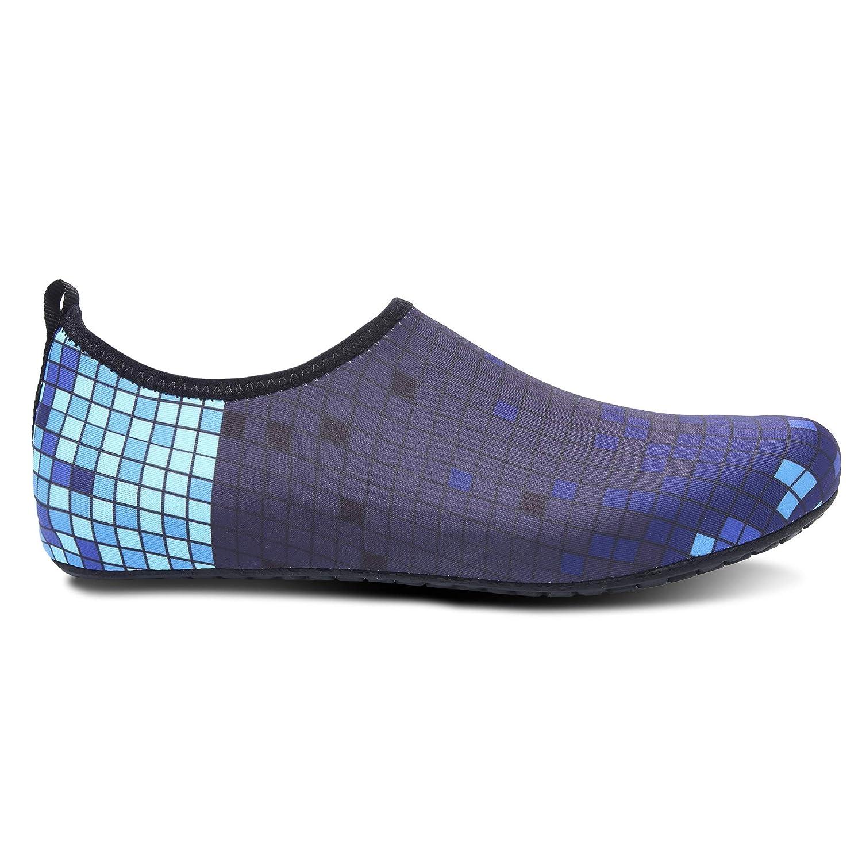 UNN Water Shoes Barefoot Aqua Yoga Socks Quick-Dry for Men Women Kids Beach Walking Swimming /Kayaking