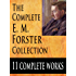 The E. M. Forster Collection : 11 Complete Works