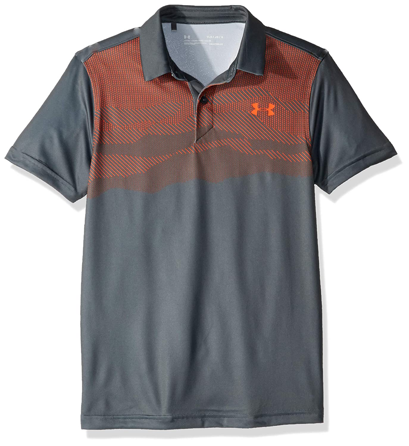 Under Armour Tour Tips Engineered Polo