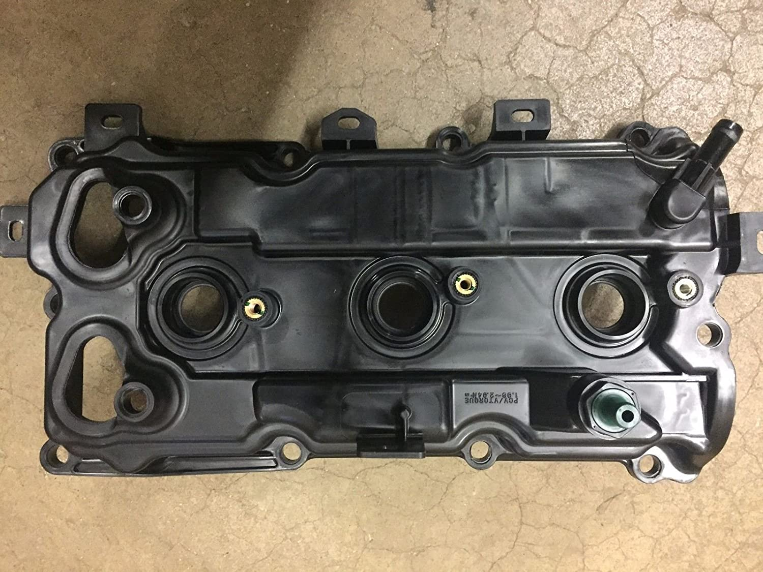 NEW OEM NISSAN RIGHT SIDE VALVE COVER FOR 3.5 ENGINES ALTIMA PATHFINDER QX60