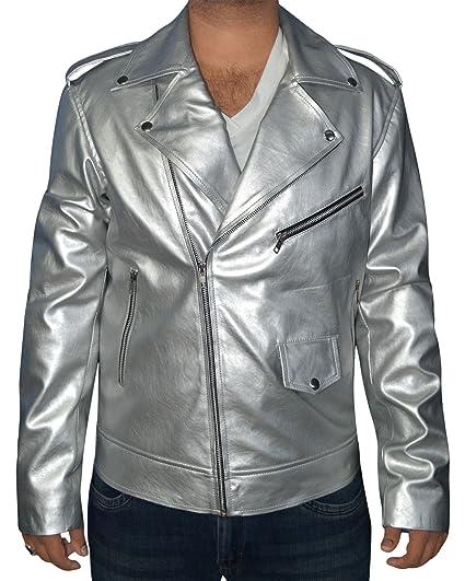 Quicksilver X-Men Apocalypse Leather Jacket (XX-Small)