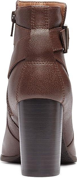 Vionic Femme Perk Alison chocolat Bottines Taille 11 Large