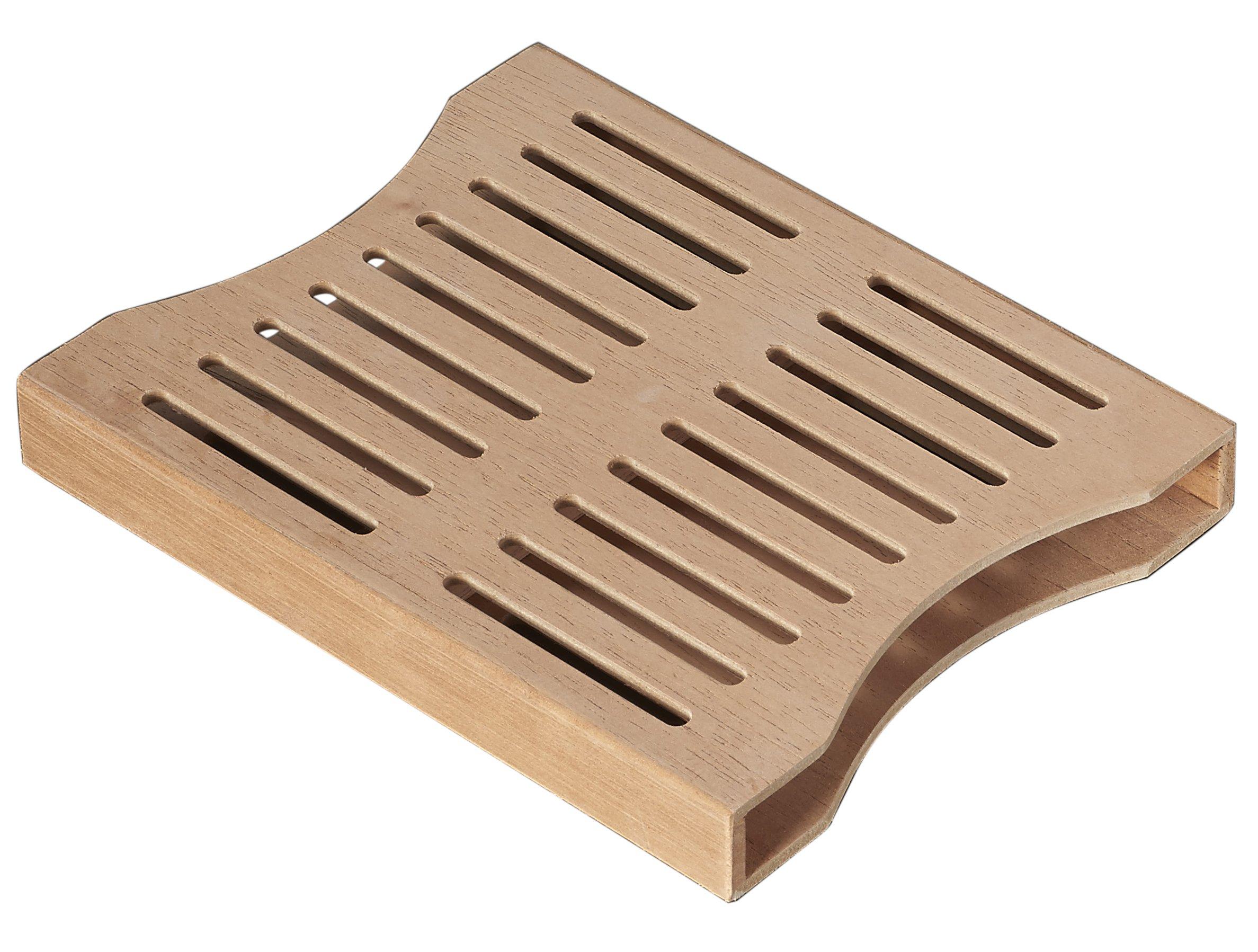 Visol Cedar Wood Boveda Pack Holder (Small)